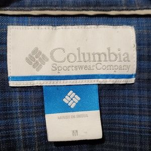 Columbia Shirts - Columbia long sleeve button down ⭐Size M